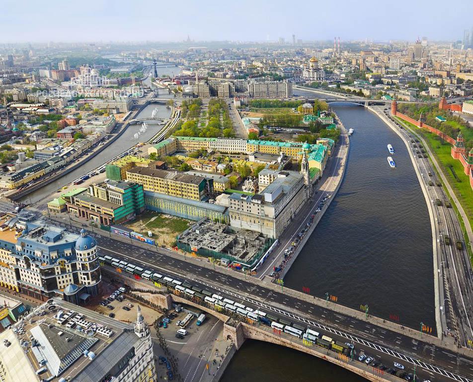 ВМоскве откроют экспозиции проектов пореновации