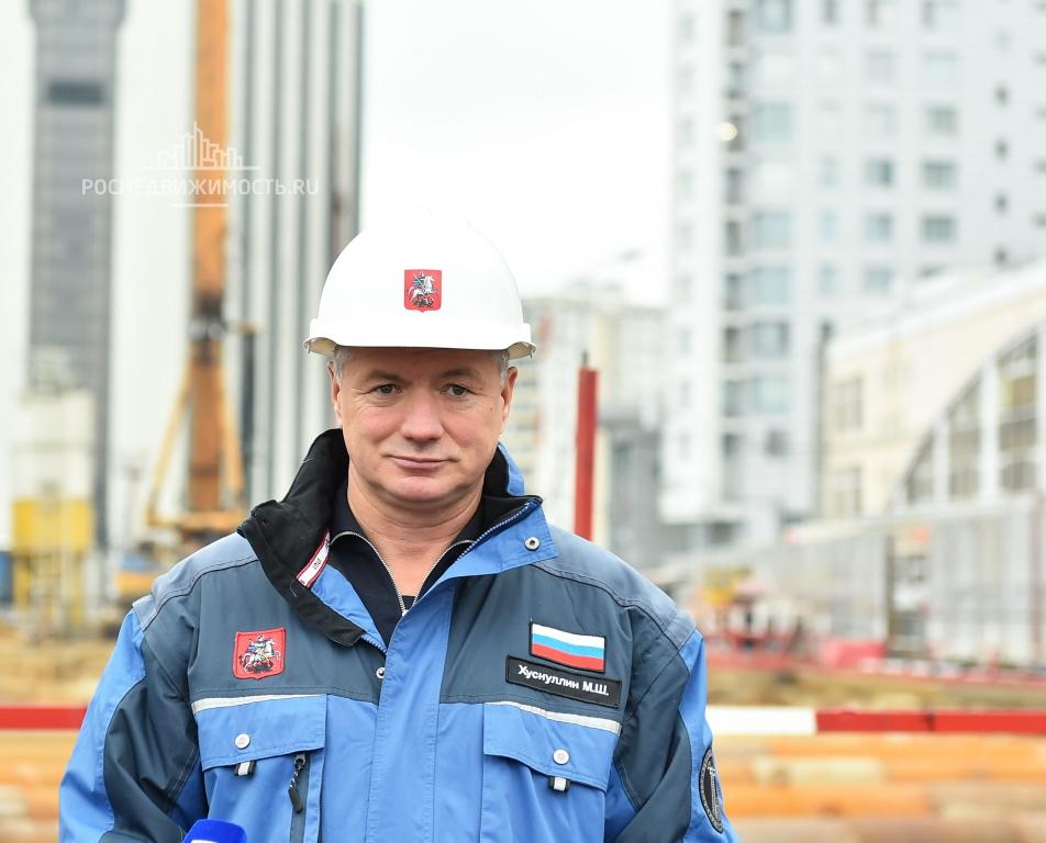 Хуснуллин назвал меры поддержки строительной отрасли
